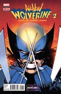 All-New Wolverine (2016-) (Comic book) #1