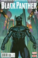 Black Panther Vol. 6 (2016-2018) (Comic Book) #1