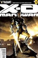 X-O Manowar (2012) (Comic-Book) #0