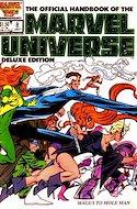 Official Handbook of the Marvel Universe Vol 2 (Handbook) #8