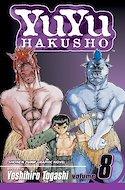 Yu Yu Hakusho (Softcover) #8