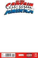 All-New Captain America (Variant Cover) (Comic Book) #1