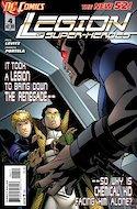 Legion of Super-Heroes Vol. 7 (2011-2013) (Comic-book) #4