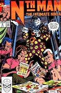 Nth Man (Comic-book) #8