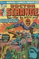 Doctor Strange Vol. 2 (1974-1987) (Comic Book) #8