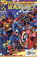 Los Vengadores vol. 3 (1998-2005) (Grapa. 17x26. 24 páginas. Color. (1998-2005).) #1