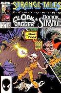 Strange Tales Vol. 2 (1987-1988) (Comic-book.) #2
