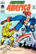 Capitán América Vol. 3 (1975-1980) (Grapa) #2