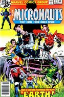 The Micronauts Vol.1 (1979-1984) (Comic Book 32 pp) #2