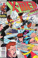 X-Men 2099 Vol. 1 (1994-1995) (Grapa 24 pp) #2