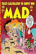 Mad (Comic Book) #8