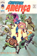 Capitán América Vol. 3 (1975-1980) (Grapa) #3
