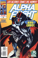 Alpha Flight Vol. 2 (1998-1999) (Grapa) #2