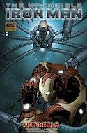 The Invincible Iron Man (Vol. 1 2008-2012) (Hardcover) #8