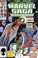 Marvel Saga (Comic-book.) #9