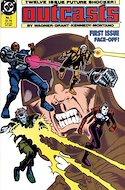 Outcasts Vol. 1 (1987-1988) (Comic Book) #1