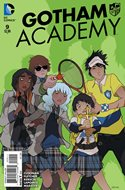 Gotham Academy (2014-2016) (Comic-Book) #9