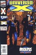 Universo-X (2000-2001) (Grapa. 17x26. 72/80 páginas. Color. (2000-2001)) #8