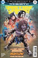 Justice League of America Vol. 5 (2017-2018) (Comic Book) #8