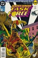 Justice League Task Force (Comic Book) #6