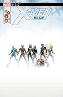 X-Men Blue (Comic-book) #20