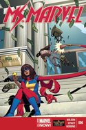 Ms. Marvel (Vol. 3 2014-2015) (Grapa) #6