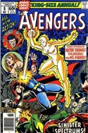 The Avengers Annual Vol. 1 (1963-1996) (Comic Book) #8