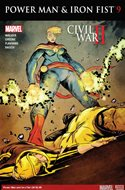 Power Man and Iron Fist Vol. 3 (2016) (Comic Book) #9