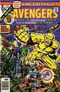 The Avengers Annual Vol. 1 (1963-1996) (Comic Book) #6