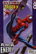 Ultimate Spider-Man (Comic Book) #8