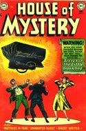 The House of Mystery (Grapa) #9
