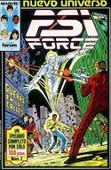 PSI Force (Grapa 24 pp) #2