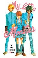 My Little Monster (Rústica) #4