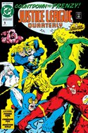 Justice League Quarterly (Softcover 84 pp) #9