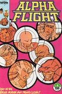 Alpha Flight Vol. 1 / Marvel Two-in-one: Alpha Flight & La Masa Vol.1 (1985-1992) (Grapa 32-64 pp) #8