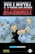 Fullmetal Alchemist (Rústica con sobrecubierta) #8