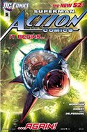 Action Comics Vol. 2 (2011-2016) (Grapa) #5