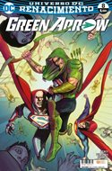 Green Arrow. Renacimiento (Rústica) #8