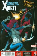 Amazing X-Men Vol. 2 (Comic Book) #6
