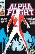 Alpha Flight Vol. 1 / Marvel Two-in-one: Alpha Flight & La Masa Vol.1 (1985-1992) (Grapa 32-64 pp) #7