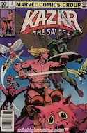 Ka-Zar the Savage Vol 1 (Grapa) #3