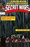 Marvel Super Heroes Secret Wars (Comic Book) #4