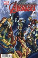All-New All-Different Avengers (2016-2017) (Grapa) #1
