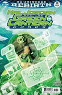 Hal Jordan and the Green Lantern Corps (Vol. 1 2016-2018 Variant Cover) (Comic Book) #28.1