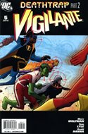 Vigilante (2009-2010) (Saddle-stitched) #5