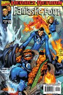 Fantastic Four Vol. 3 (1998-2012 Variant Cover) (Comic Book) #2