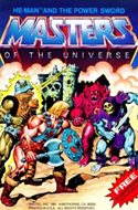 Masters of the Universe (Comic Book) #1