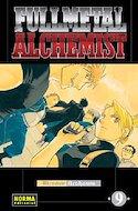 Fullmetal Alchemist (Rústica con sobrecubierta) #9