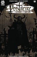 Pestilence: A Story of Satan (Comic Book) #2