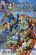 Los 4 Fantásticos Vol. 2 (1997-1998). Heroes Reborn (Grapa 24 pp) #2